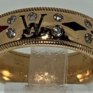 S1127 Ring Wellendorff Viva