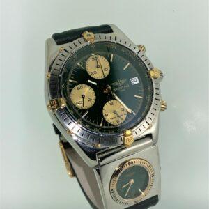 U1083 Uhr BREITLING Grün Chronomat
