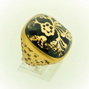 S1003 POMELLATO Ring Arabesk