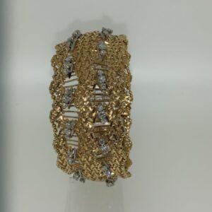 S1135 Armband DENTELLE Frankreich um 1960