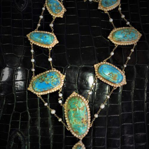 S1099 Hochzeitsschmuck aus Persien