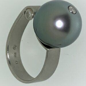 S1152 Ring SCHOEFFEL Tahitiperle