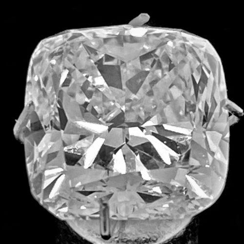 S1118 Diamant Kissenschliff (cushion)