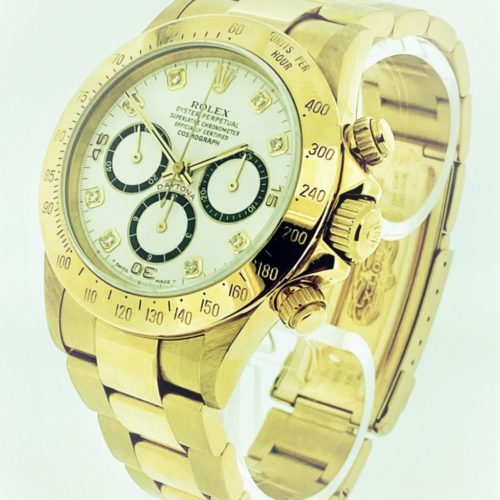 U1049 ROLEX Daytona 16528 Zenithwerk (Inverted 6)
