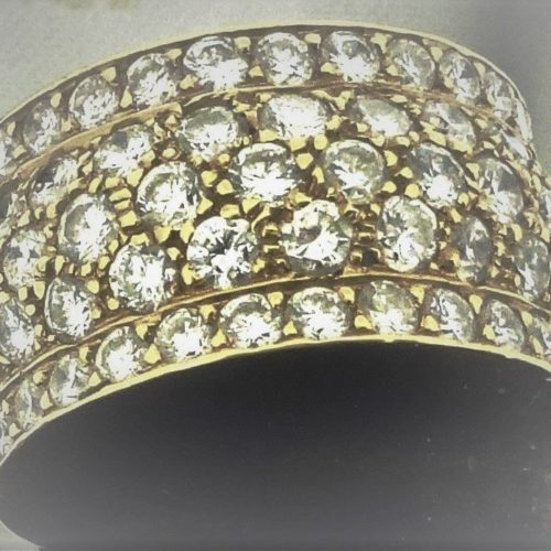 S1093 Ring Cartier Boutique