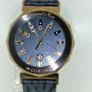 U1039 Armbanduhr CORUM Admirals Cup Navy