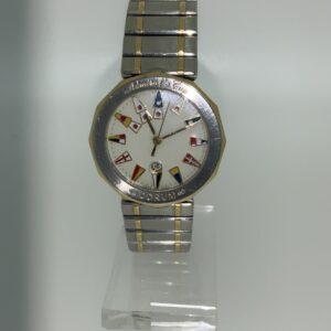 U1069 Damen Armbanduhr CORUM Admirals Cup Navy
