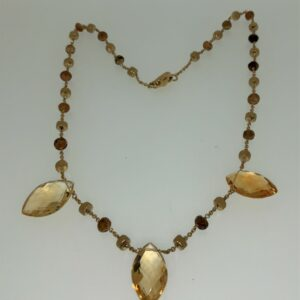 S1017 Collier MARCO BICEGO Italy