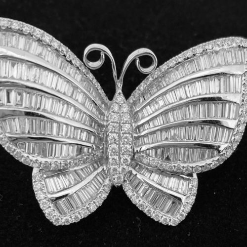 S1107 Ring Schmetterling (gestohlen)