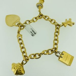 "S1110 Armband ""Bettelarmband"" Tiffany New York (gestohlen)"