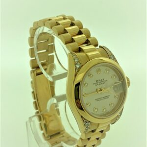U1018 ROLEX Lady Datejust