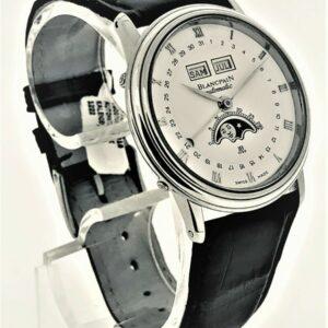 U1074 BLANCPAIN Armbanduhr Vollkalendarium (gestohlen)